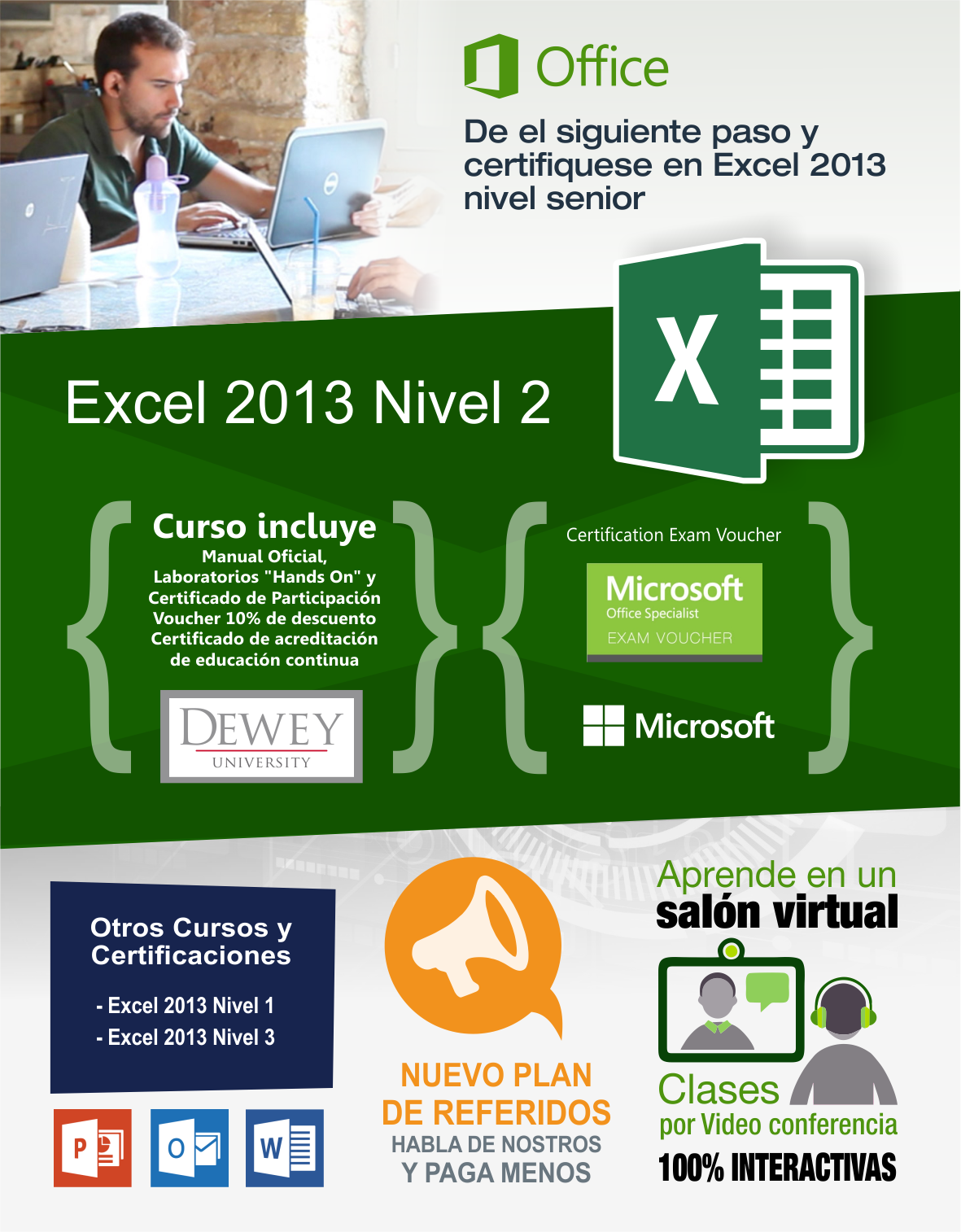 Office Excel 2013 Level 2