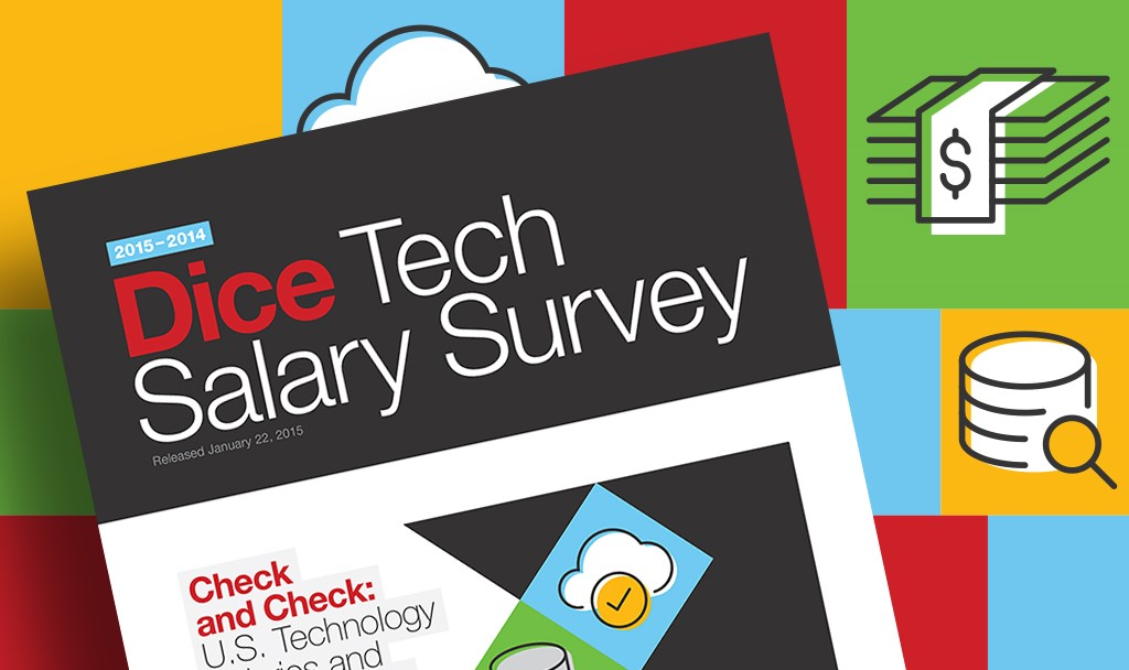 Dice's annual Salary Survey