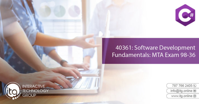 40361: Software Development Fundamentals