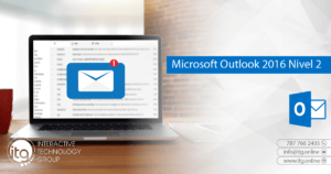 Microsoft Outlook 2016 Level 2 @ Puerto Rico Science, Technology, and Research Trust