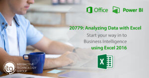 20779: Analyzing Data with Excel 2016 @ Puerto Rico Science, Technology, and Research Trust