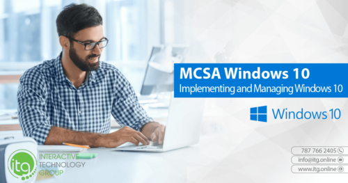 20697: Implementing and Managing Windows 10