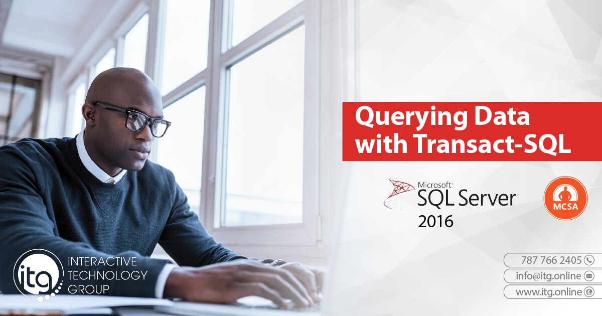 20761: Querying_Data_Transact_SQL