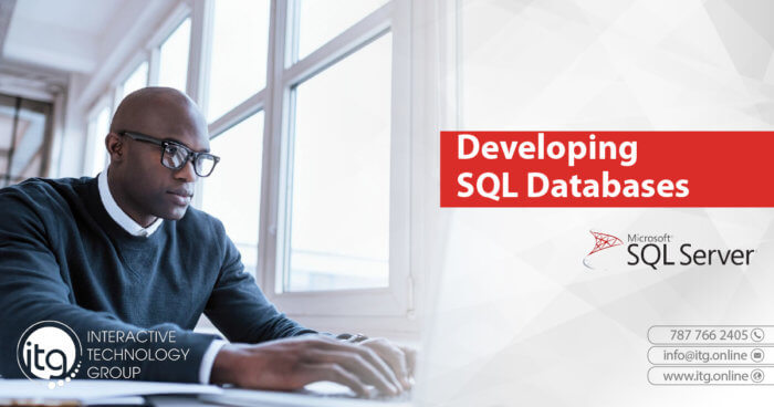 20762: Developing SQL Databases