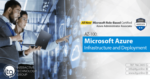 AZ-100: Microsoft Azure Infrastructure and Deployment