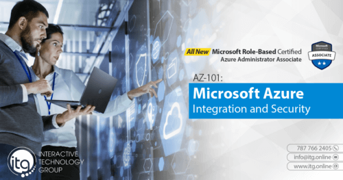 AZ-101: Microsoft Azure Integration and Security