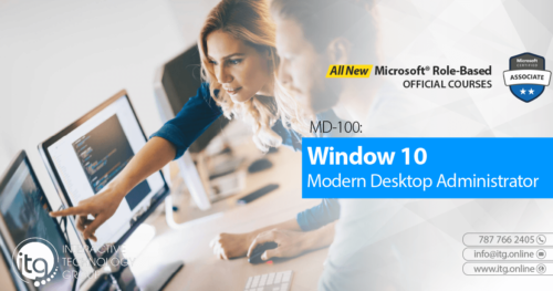MD-100: Windows 10 (Modern Desktop Administrator)