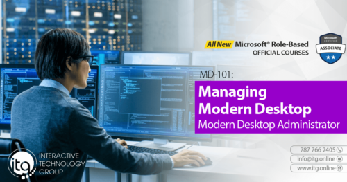 MD-101: Managing Modern Desktop