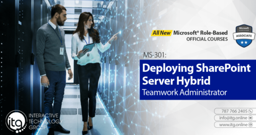 MS-301 - Deploying SharePoint Server Hybrid